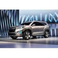 Световен дебют на концепцията Subaru VIZIV-7 SUV Concept на Los Angeles Auto Show 2016