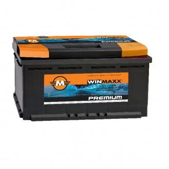 Акумулатор MONBAT WINMAXX 100Ah 820 R+
