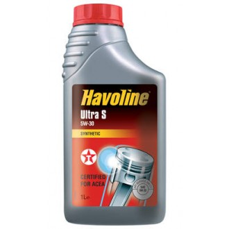 TEXACO HAVOLINE ULTRA S 5W30