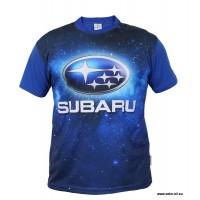 Тениска SUBARU - арт.№ S1002